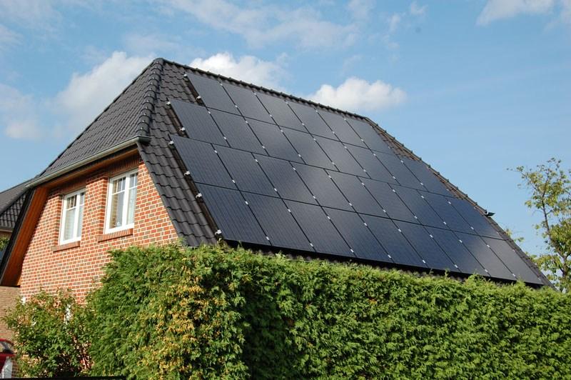 Wedler Photovoltaik Berlin GSS ZRE Black Module
