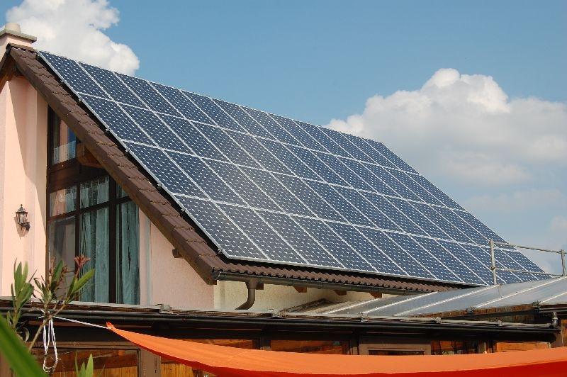 Wedler Photovoltaik Berlin Anlage mit Suntech Power(2)