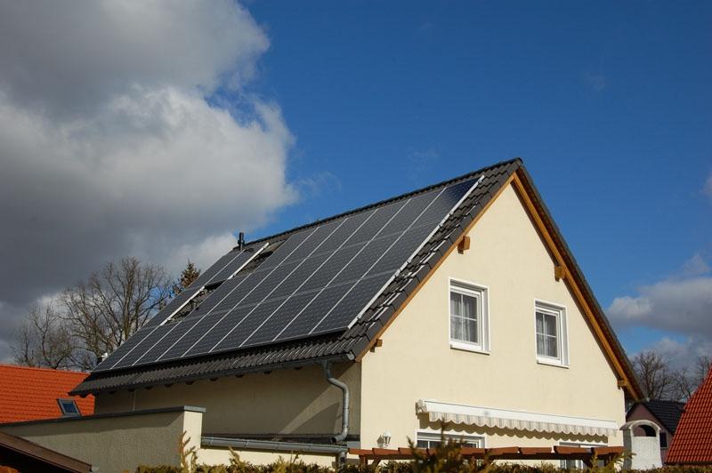 Wedler Photovoltaik Berlin Anlage in Grossziethen