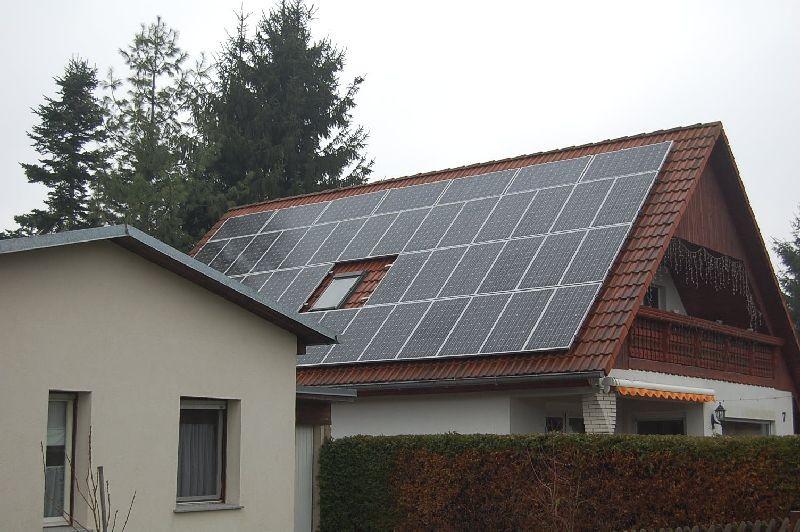 Wedler Photovoltaik Berlin, GSS ZRE in Oranienburg