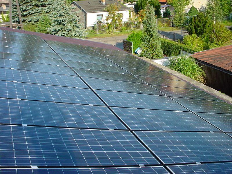 Wedler Photovoltaik Berlin mit Sanyo Köpenick 2006
