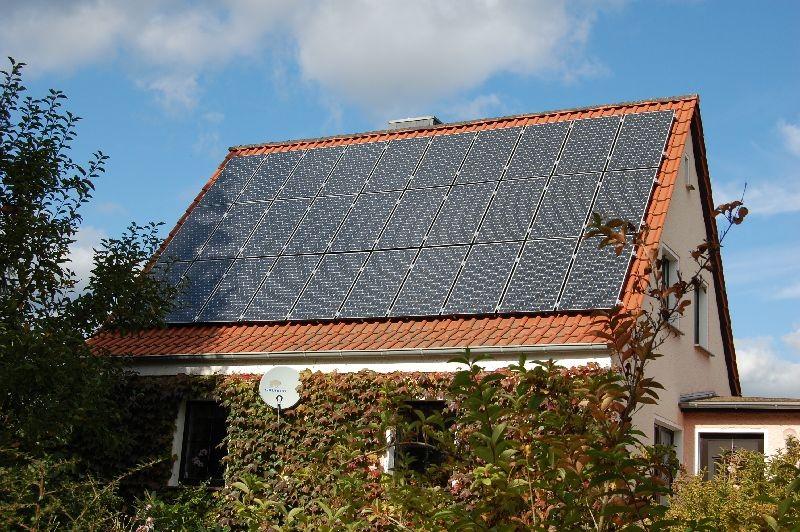 Wedler Photovoltaik Berlin mit Sanyo Hip 2009