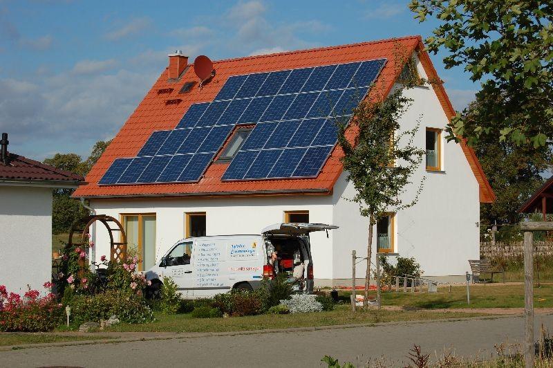 Wedler Photovoltaik Berlin in Schwerin 2009