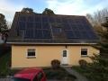 Wedler Photovoltaik Berlin Indachanlage in Falkensee 2013