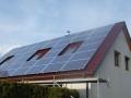 Wedler Photovoltaik Berlin mit Sharp NU, Nähe Michendorf