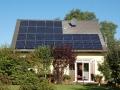 Wedler Photovoltaik Berlin mit Sunpower Anlage in Müncheberg 2011