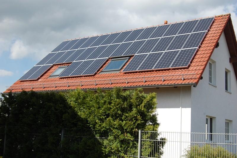 Wedler Photovoltaik Berlin mit Aleo in Woltersdorf