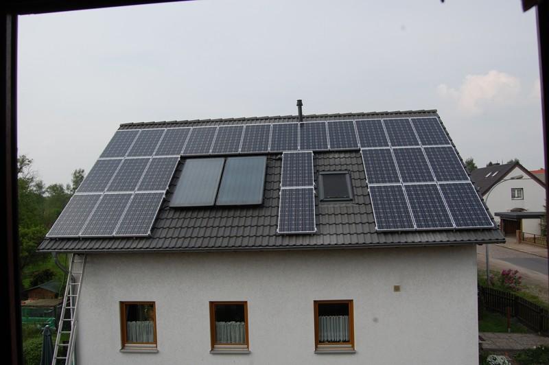 Wedler Photovoltaik Berlin mit Aleo in Zossen