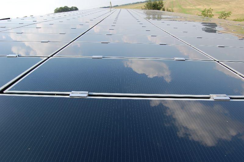 Wedler Photovoltaik Berlin Berwitz 46 kWp Bild 2