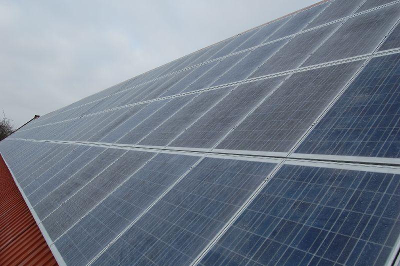 Wedler Photovoltaik Berlin Berwitz 50 kWp