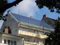 Referenzen Wedler Berlin Photovoltaik mit Yingli