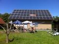 Referenzen Wedler Berlin Photovoltaik in Klein Kienitz