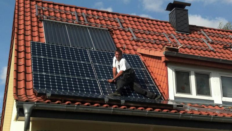 Wedler Photovoltaik Berlin in Rangsdorf