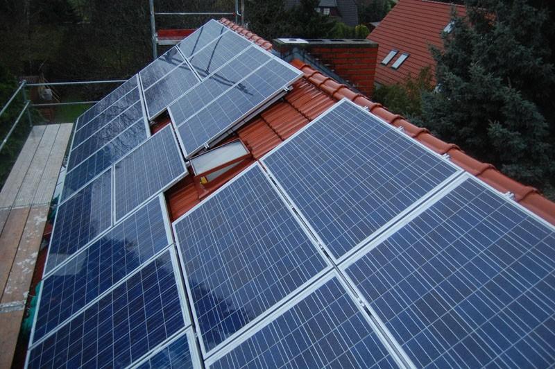 Wedler Berlin Rudow Solarworld Fronius