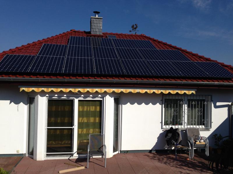 Wedler Photovoltaik Berlin in Staaken 2013