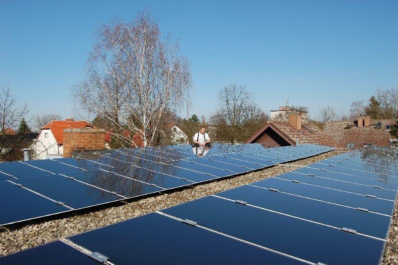 Wedler Berlin Photovoltaik SN 2009