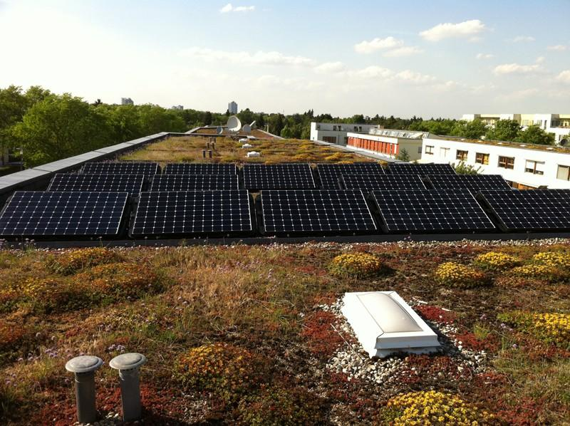 Wedler Berlin Photovoltaik Sunpower 2011