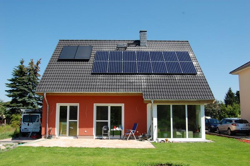 Wedler Berlin Photovoltaik Sunpower 2011 Teltow