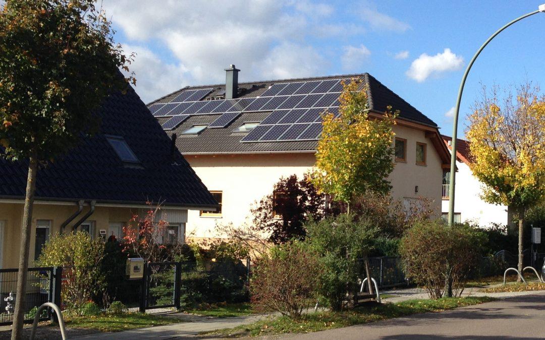 Solraise Anlage, Solon, in KW 42