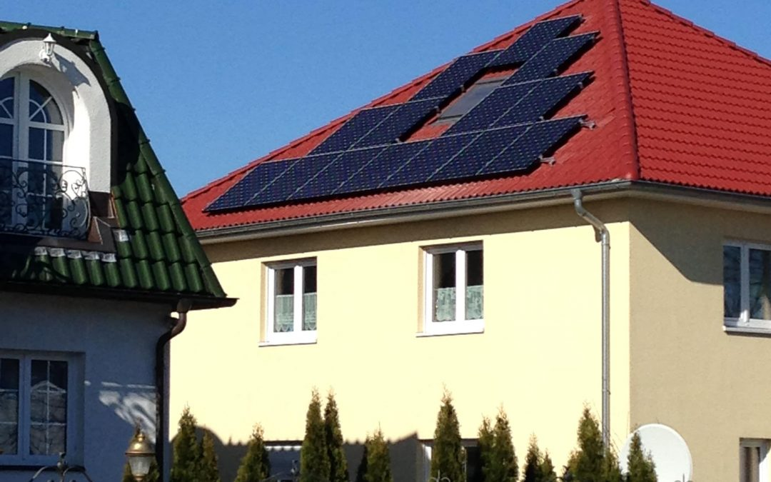 Sunpower Anlage März 2014