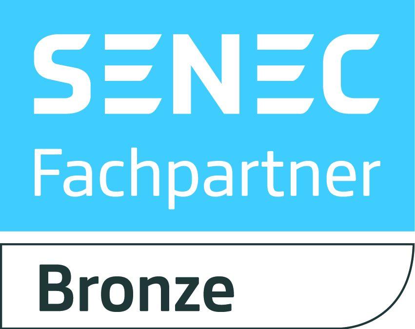 Senec seit März 2017 mit neuem Firmenauftritt